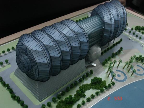 呼和浩特工业模型