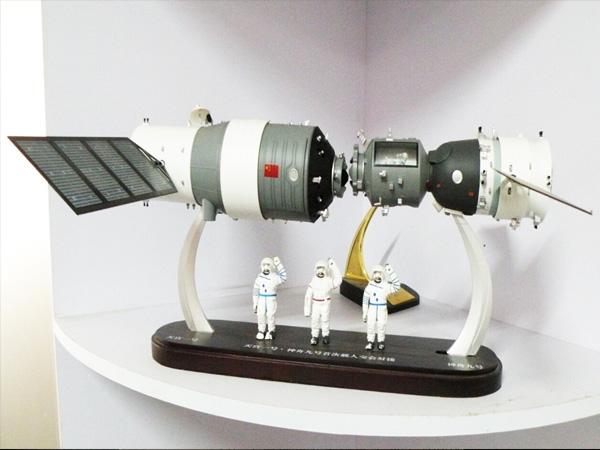 巴彦淖尔展览馆模型