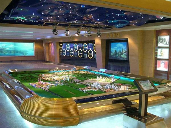 乌海展会模型公司