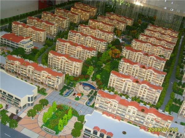 地产模型设计