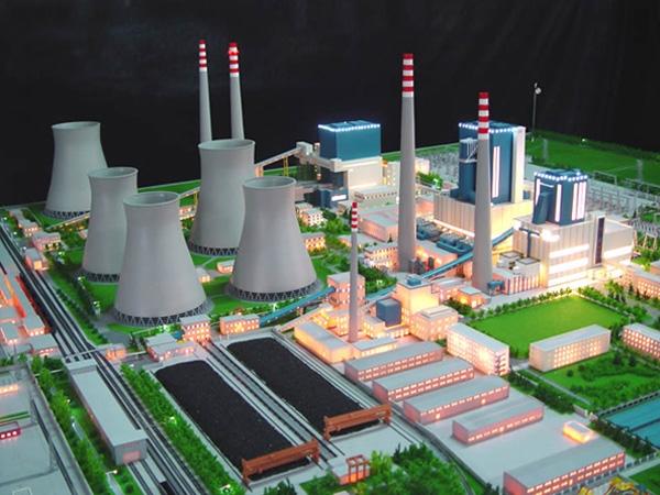 环保新能源科技模型制作