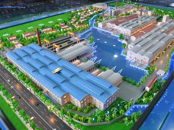 新能源科技模型制作
