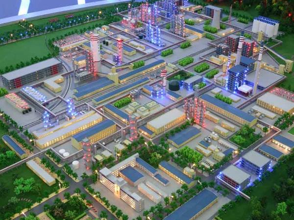 新能源科技模型工艺
