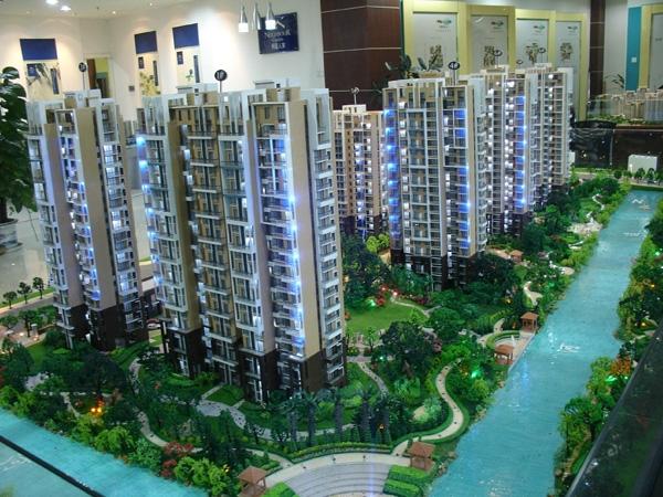 建筑模型工艺